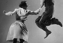 Swing and lindy hop