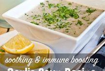 Immune boosting recipes