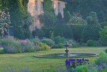 Vår franska trädgård