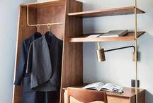Hotel closet