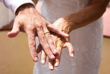 Anillos de boda y compromiso / Anillos de boda y anillos de compromiso