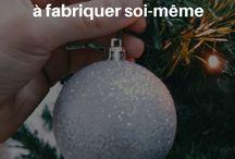 Décos de Noël, maison