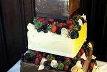 עוגות לחתונה / עוגות מעוצבות לחתונה בתל אביב