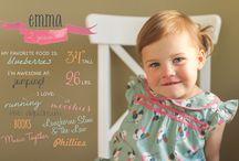 Clara's 2nd Birthday / by Virginia Davies