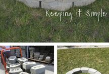 Fire pits / how to