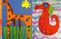 Kindergarten - Art / by Lahna Tran