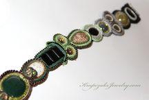 My pieces / Every piece is designed and handmade by me. www.krupczaksjewelery.com
