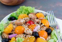 Healthy meals / Gezonde receptjes om te proberen