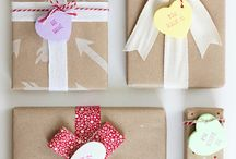 Neat gift wrappings / by Barbara Whiting