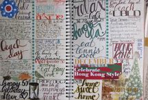 Art journaling?