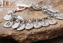 Runes / LeDiLe Charms bracelets