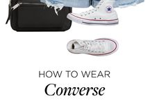 Converse all star outfits
