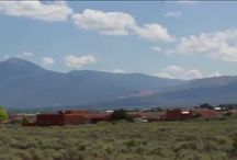 The Scenic Route / Enjoy our YouTube video series where we explore many of Taos County's local treasures!