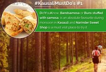 #Kasauli #/MustDo's