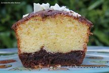 cakes sucrés et gâteaux