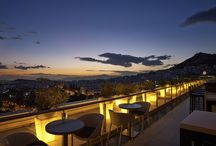 Rooftop Bars Αθηνας