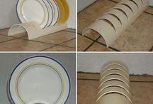 Projetos de tubos de pvc