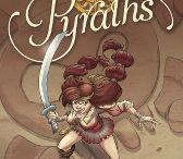 """""""Pyraths"""" (one-shot) par Even, Licinia et Pesci."""