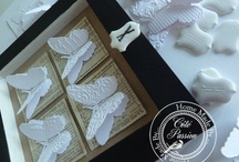 Butterflies / Paper pictures
