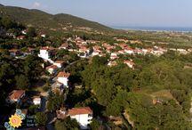 Vrasna traditional village