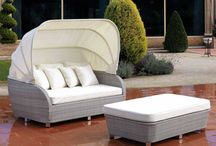 Muebles de Exterior / Muebles de exterior para Jardín, para hostelería, para hoteles, para terrazas
