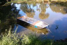 Barque de peche en aluminium soudee a fond plat 4000 MODELE / Barque de pêche Barque en aluminium Barque légère Barque soudée Barque à fond plat Barque haut de gamme Barque design Barque d'occasion Barque alu BARQUE