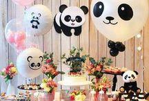 fiesta de panda