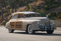 1948 Packard Eight Station