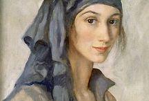 Zinaida Serebryakova - artist