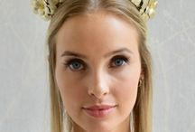 DERBY & POWER - Bridal Headpieces / Derby & Power's handmade bridal millinery & headpieces!