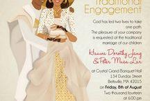 wedding african theme
