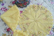 Crochet Round - Crochê Redondo