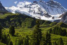 ..mountains..
