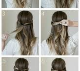 Hairstyles Tutorials (trends)