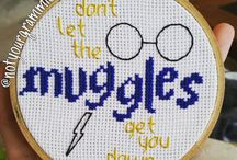 Cross stitch / by Kristina Wrenn