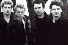Grandes bandas / Espaço destinado às grandes bandas da história do rock e do pop