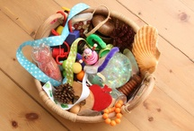 Baby Treasure Baskets