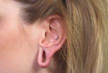 Earlobe Repair / Earlobe repair is repair of the earlobe in case of an elongated or torn ear piercing