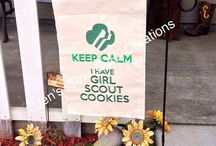 Girl Scouts / by Tiffany Stilwell