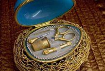 Accessori cucito vintage