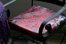 Cojines y tapiceria. / Como los ha soñado: Escoja el tema, el color, el tamaño y la forma !!! Imágenes de una misma temática impresas en lienzo o cuerina...