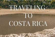 Costa Rica - Corners of the World / Traveling to Costa Rica