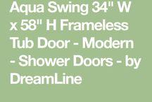 Walk-in Shower Doors