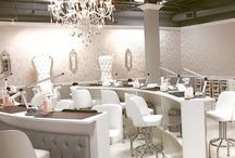 Nail/beauty salon