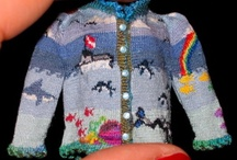 Miniatures Knitting