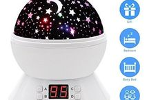 Home Decor / Indoor Water Fountain, Wall Shelves, Easter Egg Shaped Candles , Wall Time Clock