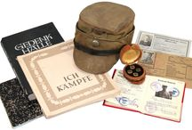 Military Documents / Military documents from the Civil War, WWI and WWII.
