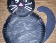 Kids Crafts - Halloween