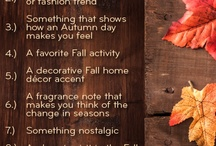 Thymes Fall Scavenger Hunt