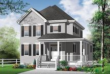 Diseños y planos de casas y apartamentos